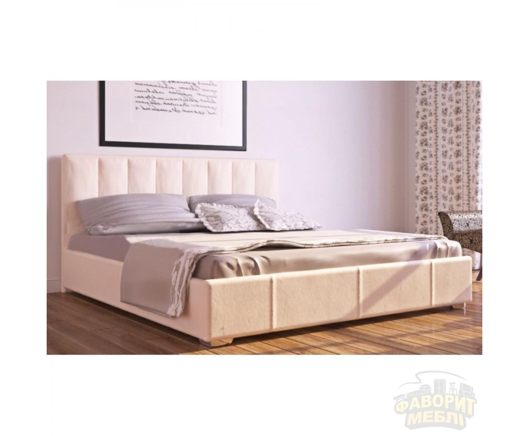 """Двуспальная кровать """"Бест"""" с подъемным механизмом 160*200"""