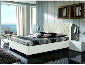 """Односпальне ліжко """"Класик"""" з підйомним механізмом 90*200"""