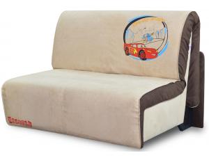 Диван-кровать «Elegant (02) 1,0» ППУ | с принтом