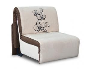 Кресло-кровать «Elegant (03) 0,8» ППУ   с принтом
