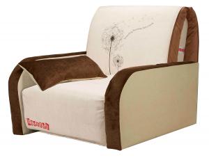 Крісло-ліжко «Max-1 (02) 0,8 ППУ» с принтом