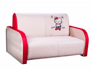 Диван-кровать «Max-1 (02) 1,0 ППУ» с принтом