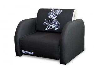 Кресло-кровать «Max-2 (02) 0,8 ППУ» с принтом