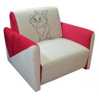 Кресло-кровать «Max-3 (02) 1,4 ППУ» с принтом
