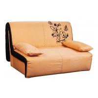 Диван-кровать «Novelty (02) 1,0» ППУ с принтом