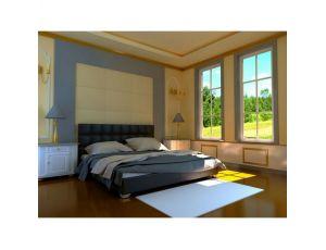 """Односпальне ліжко """"Гера"""" з підйомним механізмом 90*200"""
