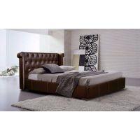 """Двуспальная кровать """"Глора"""" с подъемным механизмом 160*200"""