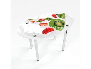 Стол обеденный Овальный Fruit&Milk