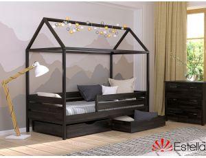 Деревянная кровать Амми  90х190 см Эстелла