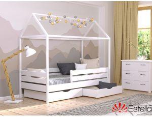 Деревянная кровать Амми  80х190 см Эстелла