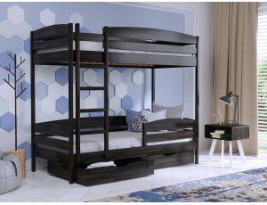 Двухъярусная кровать Дуэт Плюс Эстелла 90х190 см