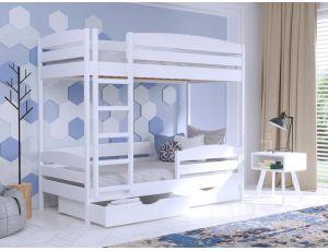 Двухъярусная кровать Дуэт Плюс Эстелла 80х190 см