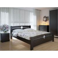 """Полуторная деревянная кровать """"Авила"""" 120*200 Meblikoff"""
