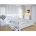"""Двуспальная деревянная кровать """"Авила"""" 180*200 Meblikoff"""