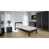 """Односпальная деревянная кровать """"Вилидж"""" 90*200 Meblikoff"""