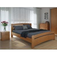 """Полуторная деревянная кровать """"Грин Плюс"""" 120*200 Meblikoff"""