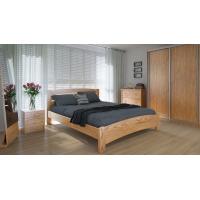 """Полуторная деревянная кровать """"Грин"""" 120*200 Meblikoff"""