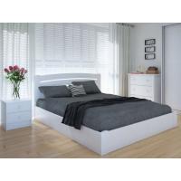 """Двуспальная деревянная кровать """"Грин"""" 160*200 с подъемным механизмом Meblikoff"""