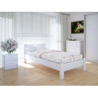 """Односпальная деревянная кровать """"ЕКО"""" 90*200 Meblikoff"""