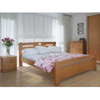 """Полуторная деревянная кровать """"Кантри Плюс"""" 120*200 Meblikoff"""