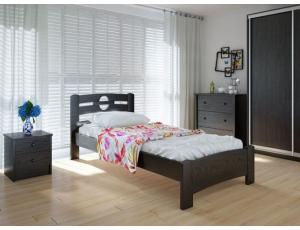 """Односпальная деревянная кровать """"Кантри"""" 90*200 Meblikoff"""