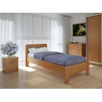 """Односпальная деревянная кровать """"Марокко"""" 90*200 Meblikoff"""