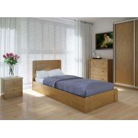 """Односпальная деревянная кровать """"Марокко"""" 90*200 с подъемным механизмом Meblikoff"""