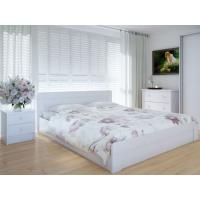 """Полуторная деревянная кровать """"Марокко"""" 120*200 с подъемным механизмом Meblikoff"""