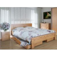 """Двуспальная деревянная кровать """"Марокко"""" 160*200 Meblikoff"""