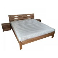 """Двуспальная деревянная кровать """"Портленд"""" 160*200 Meblikoff"""