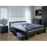 """Полуторная деревянная кровать """"Сакура Плюс"""" 120*200 Meblikoff"""